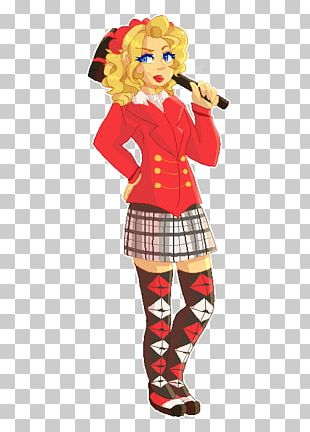 Heather Chandler Heathers: The Musical Fan Art PNG