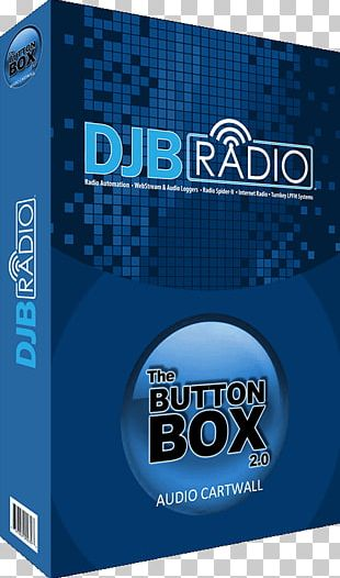 Internet Radio Box Broadcasting PNG