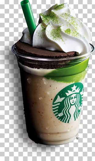 Matcha Chocolate Cake Coffee Starbucks Frappuccino PNG