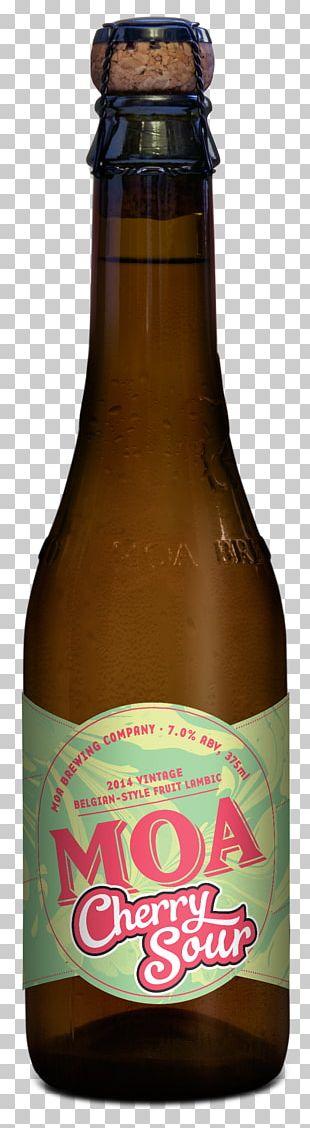 Ale Beer Bottle Imperial Pint PNG