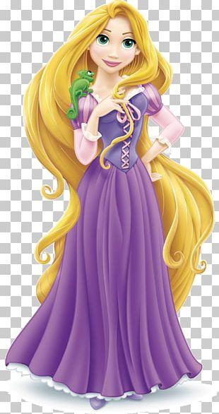 Rapunzel Belle Tangled Ariel Princess Jasmine PNG