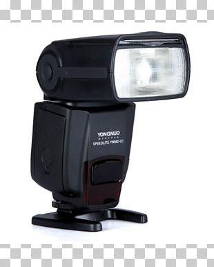 Camera Flashes Canon EOS Flash System Yongnuo YN-560 III Nikon Speedlight PNG