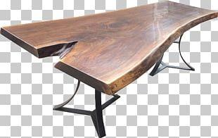 Table Wood Acacia Live Edge Lumber PNG