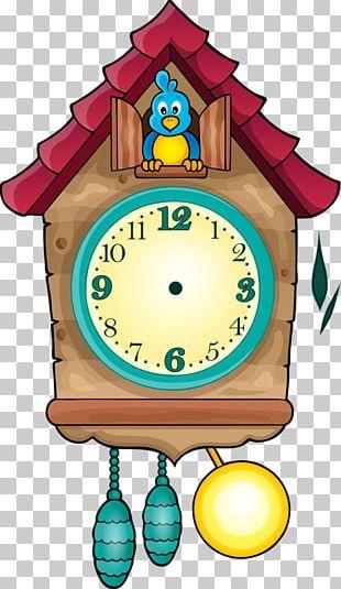 Cuckoo Clock Floor & Grandfather Clocks Pendulum Clock PNG
