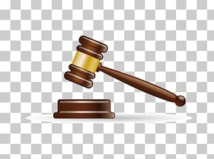 Judge Auction Icon PNG