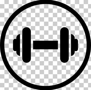 Fitness Centre Computer Icons Dumbbell Weight Training PNG