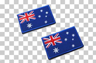 Flag Of Australia Embroidered Patch Flag Patch PNG