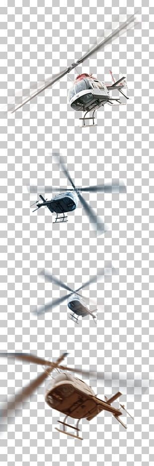 Helicopter Rotor Airplane PNG
