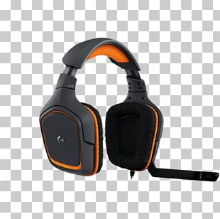 Microphone Headphones Stereophonic Sound Logitech Audio PNG