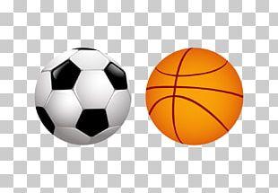 Basketball Football Ball Game PNG