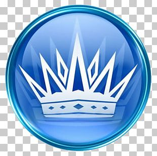 Crown Stock Photography Desktop Blue PNG