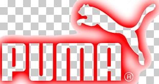Puma Logo Sneakers Sportswear PNG