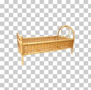 Bed Frame Chaise Longue Couch PNG