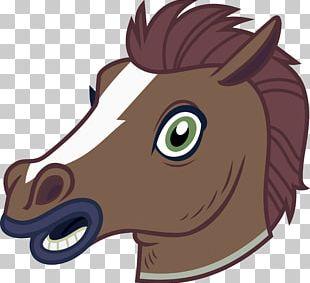 Horse Head Mask Pony Twilight Sparkle PNG