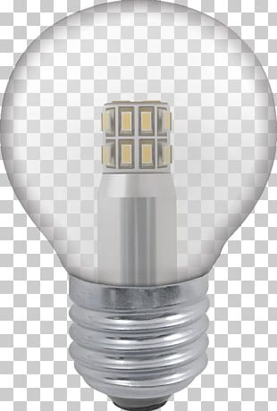 LED Lamp Electric Light Electricity Incandescent Light Bulb PNG