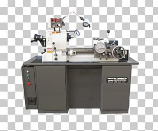Metal Lathe Computer Numerical Control Cylindrical Grinder Machine PNG