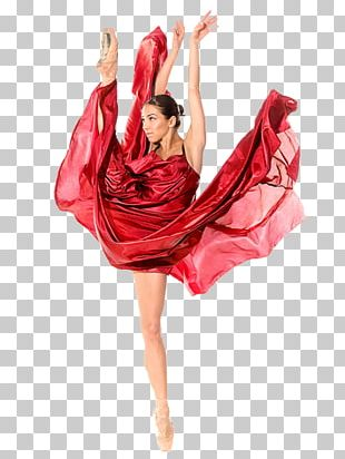 Modern Dance Ballet Dancer Costume Stock Photography PNG