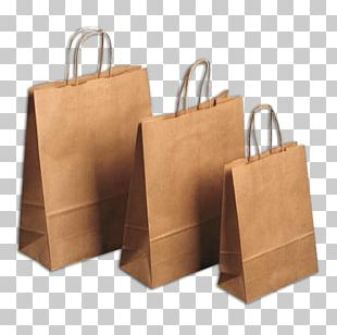 Shopping Bags & Trolleys Paper Bag Plastic Bag Kraft Paper PNG