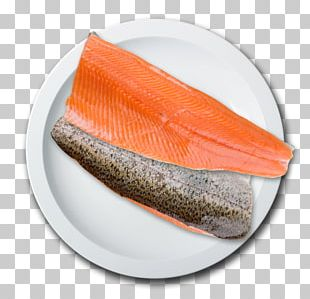 Smoked Salmon Lox Fillet Trout Fish PNG