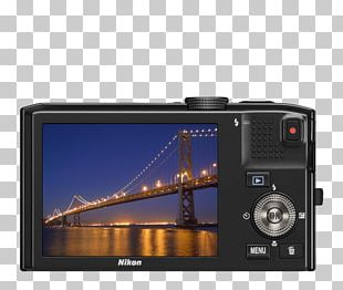 Camera Lens Point-and-shoot Camera Nikon Mirrorless Interchangeable-lens Camera PNG