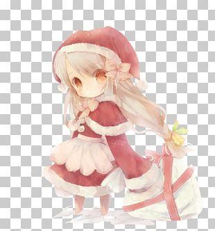 Santa Claus Père Noël Christmas Japanese Cartoon PNG