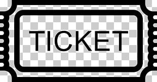 Ticket Computer Icons Raffle PNG