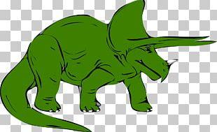 Triceratops Tyrannosaurus Apatosaurus Dinosaur PNG