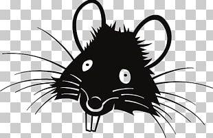 Laboratory Rat Mouse Black Rat PNG