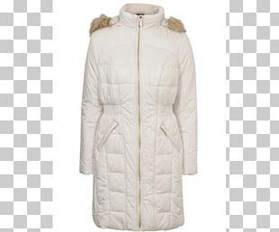 Beige Coat PNG