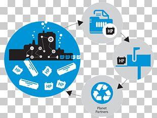 Hewlett-Packard Ink Cartridge Toner Cartridge Recycling PNG