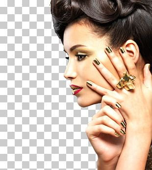 Cosmetics Beauty Parlour Model Manicure PNG