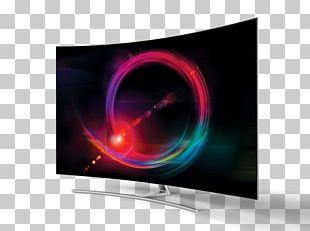 LED-backlit LCD LCD Television Television Set Liquid-crystal Display PNG