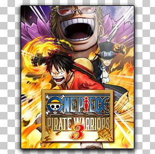 One Piece: Pirate Warriors 3 Monkey D. Luffy Video Game PlayStation 4 PNG