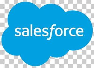 Salesforce.com Customer Relationship Management Logo Siebel Systems Business PNG