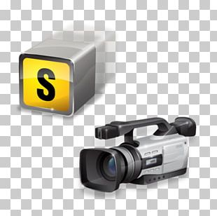 Camcorder Video Camera Icon PNG