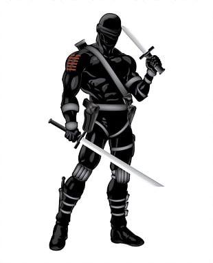 G.I. Joe: A Real American Hero Scarlett Snake Eyes Storm Shadow Baroness PNG