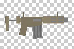 Honey Badger Unturned Firearm Weapon PNG