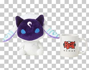 Plush Stuffed Animals & Cuddly Toys League Of Legends Textile PNG