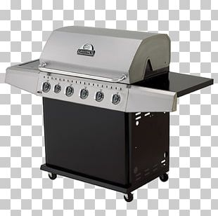 Barbecue Outdoor Grill Rack & Topper Broil-Mate 165154 2-Burner Grill PNG