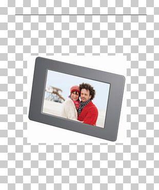 Digital Photo Frame Electronics Digital Data Kodak Frames PNG