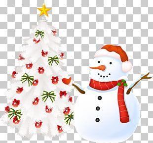 Christmas Tree Christmas Card Greeting Card PNG