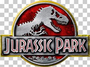 Jurassic Park Builder Logo Film Cinema PNG