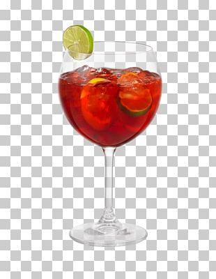 Wine Cocktail Cocktail Garnish Woo Woo Sangria PNG