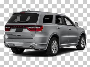 2018 Dodge Durango R/T Chrysler Sport Utility Vehicle Ram Trucks PNG
