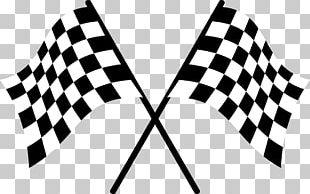 Racing Flags Auto Racing PNG