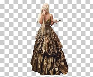 Lady Gaga X Terry Richardson The Queen PNG