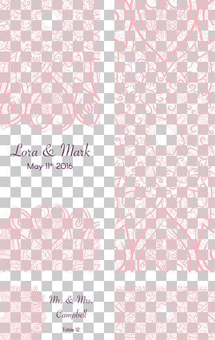 Visual Arts Pink Pattern PNG