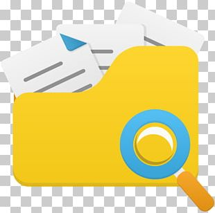 Angle Brand Material Yellow PNG