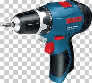 Augers Cordless Robert Bosch GmbH Screw Gun Parafusadeira PNG