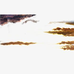 Twilight Clouds PNG